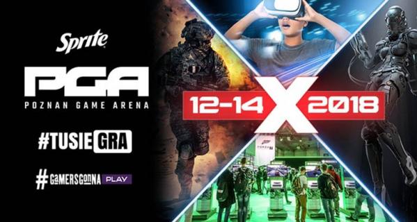 PGA 2018 – start już jutro. Kolejna edycja największych targów gier wideo w Europie Środkowo-Wschodniej