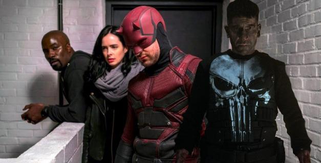 Daredevil najlepszy! Ranking seriali Netflixa o herosach – głosuj z nami