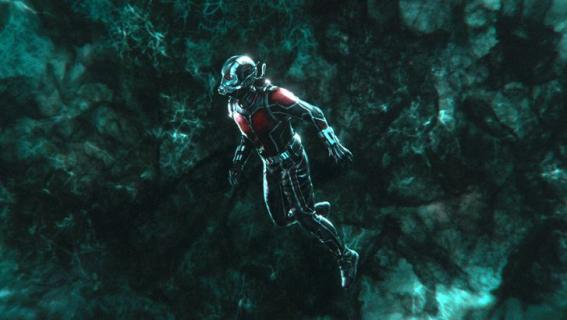 Ant-Man i Osa – fani MCU widzą ważny easter egg w Wymiarze Kwantowym