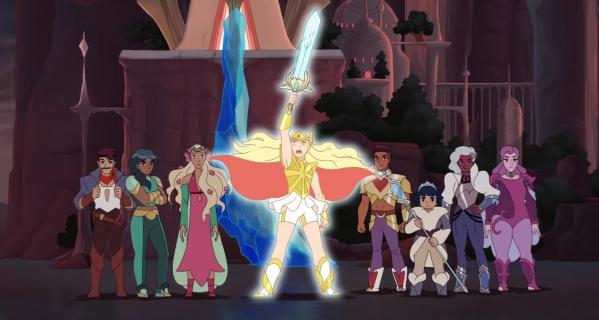 She-Ra i księżniczki mocy – nowy zwiastun serialu Netflixa