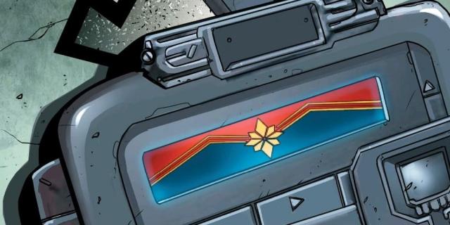 Kapitan Marvel – komiks wprowadza do filmu MCU. Ciekawe szczegóły