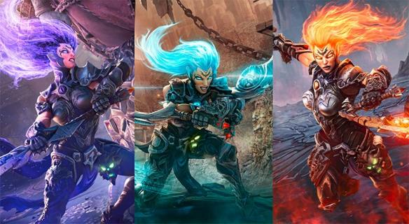 Darksiders III i piękna apokalipsa. Zobacz szkice koncepcyjne z gry