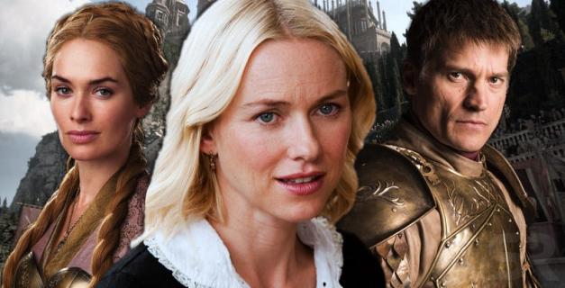 Gra o tron: spin-off - Naomi Watts nie oglądała serialu HBO przed wzięciem roli