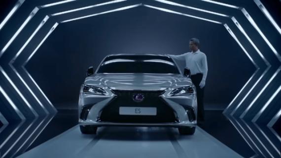 Scenariusz do reklamy Lexusa napisała sztuczna inteligencja