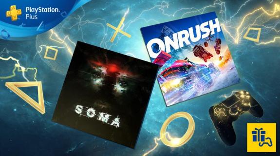 SOMA i Onrush w grudniowym PlayStation Plus