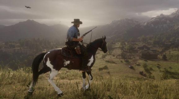 Red Dead Redemption 2 niczym zwiastun westernu. Zobacz fanowskie wideo