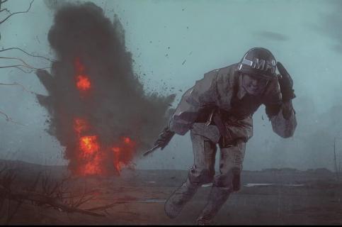 The Liberator – Bradley James w obsadzie serialu Netflixa. Polak reżyserem