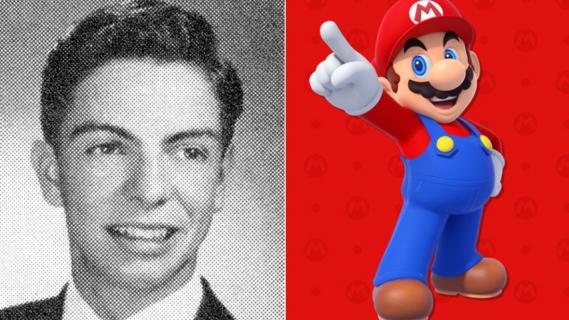 Prawdziwy Super Mario nie żyje. Mario Segale miał 84 lata