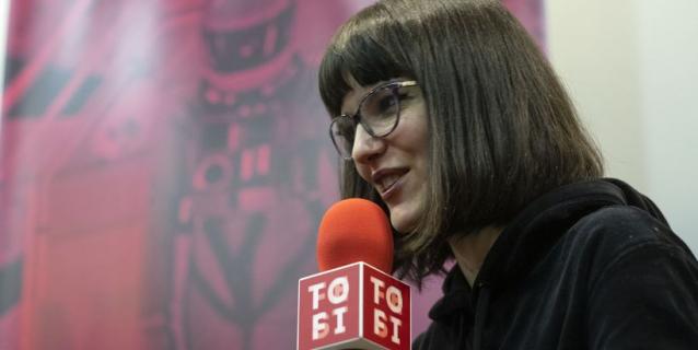 Michalina Olszańska: 1983 to antyutopia [WYWIAD z Tofifest 2018]