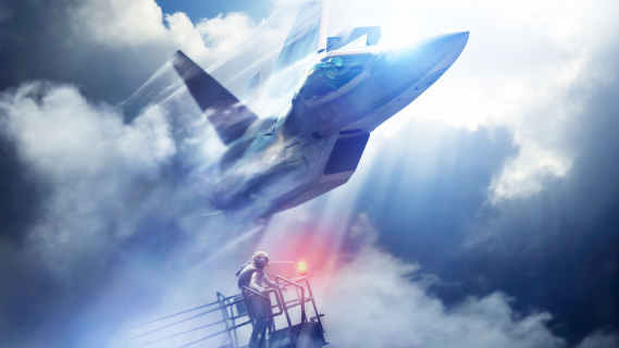 Ace Combat 7. Nowe materiały przedstawiają kilka maszyn w akcji