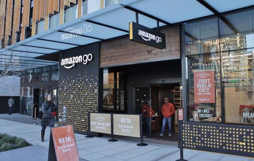 Amazon wprowadza bezobsługowe sklepy do Europy