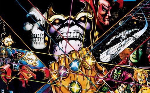 Rękawica Nieskończoności – recenzja komiksu