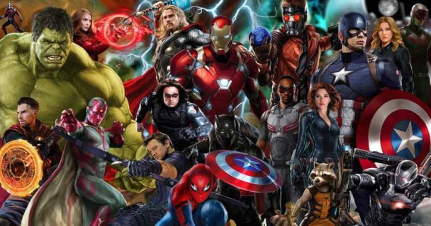 W MCU tak, w komiksach inaczej. Avengers i reszta - znasz wygląd ich wszystkich? [GALERIA]