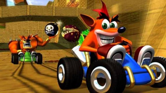 Crash Team Racing – remake gry zostanie ujawniony na TGA 2018?