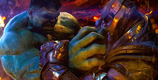 MCU – Thanos vs. Hulk. Komiks tłumaczy wygraną złoczyńcy inaczej