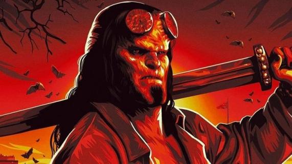Hellboy – nowe zdjęcie z filmu. Harbour nie chce kopiować Pearlmana