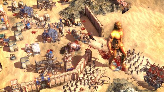 Conan Unconquered to nowa strategia od twórców serii Command & Conquer