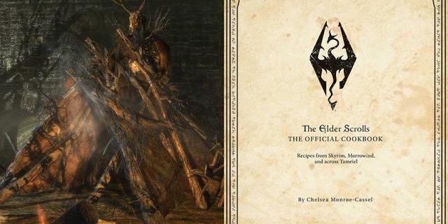 Ugotuj sobie jak w Skyrim. Zapowiedziano książkę kucharską z przepisami z The Elder Scrolls