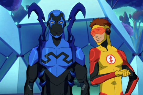 Young Justice: Outsiders - będzie 4. sezon [SDCC 2019]