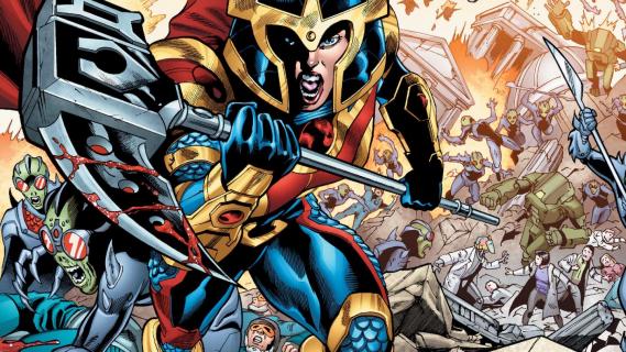 New Gods – kto złoczyńcą w filmie? Jednak nie Darkseid