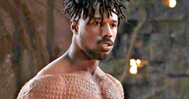 Czarna Pantera 2 - Killmonger pojawi się w filmie? Nowa plotka