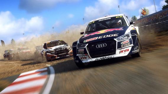 Zwiastun Dirt 2.0 przedstawia Mistrzostwa Rallycross