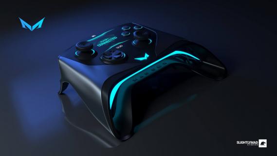 Mad Box: kontrolery z ekranami dotykowymi