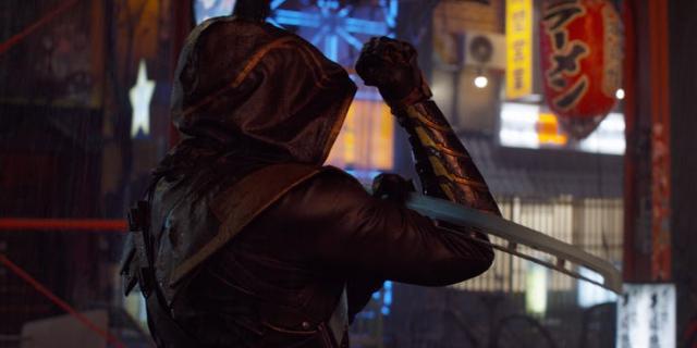 Avengers: Koniec gry – kostium Ronina w pełnej okazałości. Zobacz zdjęcia