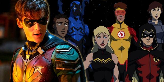 Titans i Young Justice: Outsiders obecnie popularniejsze od Daredevila – badanie