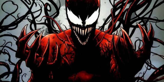Marvel – bohaterowie w wersji Carnage na okładkach komiksów [GALERIA]