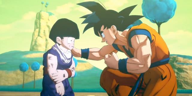 Dragon Ball Game Project Z zadebiutuje w tym roku. Zobacz pierwszy zwiastun gry