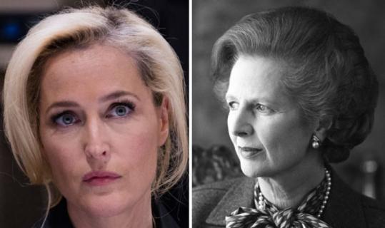 The Crown – Gillian Anderson zagra Margaret Thatcher w 4. sezonie