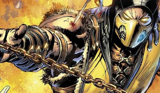 Mortal Kombat – powstanie film animowany na podstawie popularnej gry