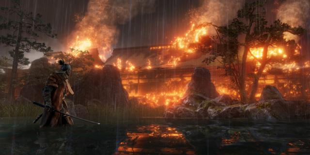 Sekiro: Shadows Die Twice ukończone w mniej niż godzinę. Imponujący wynik gracza