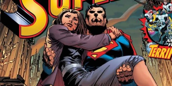 Tortury i masakra Lois Lane w komiksie dla dzieci. Gigantyczne kontrowersje