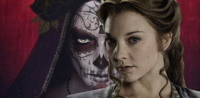 Penny Dreadful: City of Angels - Natalie Dormer na zdjęciach z serialu