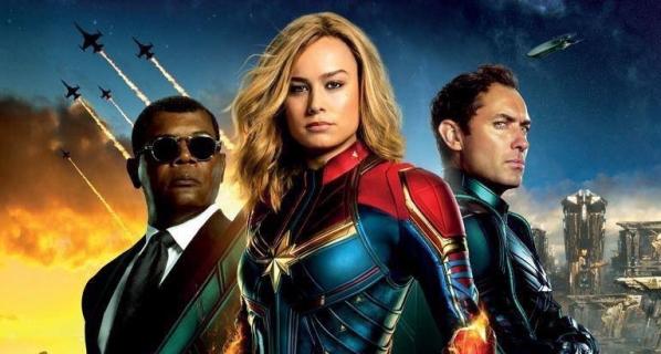 Kapitan Marvel – koniec mógł być inny. Feige o związku z Avengers: Koniec gry