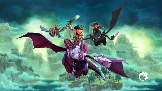 Dragons: Dawn of New Riders – recenzja gry