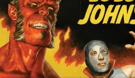 Hellboy kontra Lobster Johnson. Powstanie komiks z okazji rocznicy bohatera