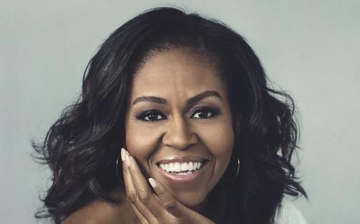 Becoming: wspomnienia Michelle Obamy od środy w księgarniach