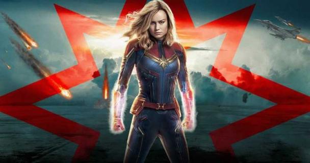 Kapitan Marvel do MCU wchodzi na pełnym gazie – oto nowy spot