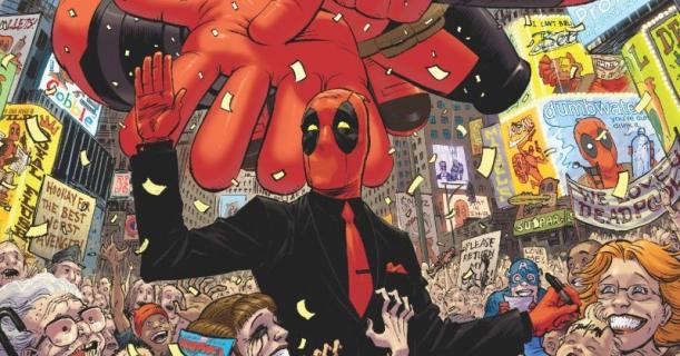 Deadpool #01: Nuworysz z nawijką – recenzja komiksu