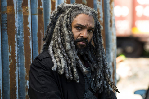 The Walking Dead - Khary Payton mógł zagrać inną postać. W którym sezonie?