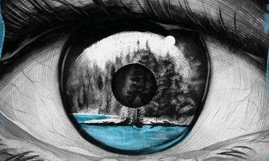 Oczy uroczne – recenzja książki