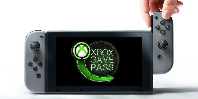 Nietypowa współpraca. Xbox Game Pass może trafić na Nintendo Switch