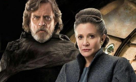 Gwiezdne Wojny: ostatni Jedi – Mark Hamill podziękował artystce za wzruszającą grafikę