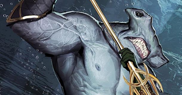 The Suicide Squad - King Shark obsadzony. Kto użyczy głosu postaci?