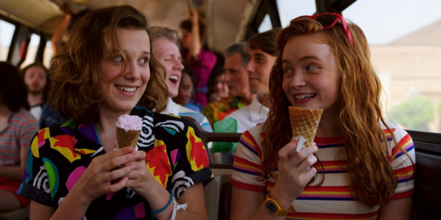Stranger Things - 3. sezon serialu pobija czterodniowy rekord oglądalności Netflixa