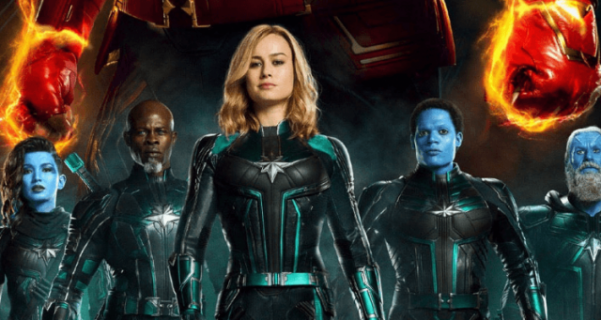 Box Office: Znakomity drugi weekend Kapitan Marvel. Bohaterka MCU niepokonana
