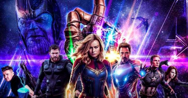 Avengers: Koniec gry – olbrzymie zainteresowanie zwiastunem w sieci